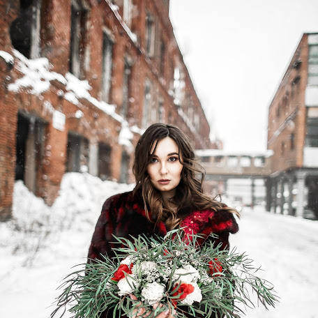 Wedding photographer Aleksandra Kosova (afelialu). Photo of 05.02.2018