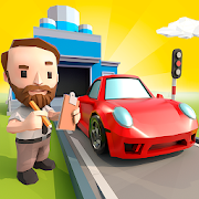 App Icon for Idle Inventor - Factory Tycoon App in Japan Google Play Store