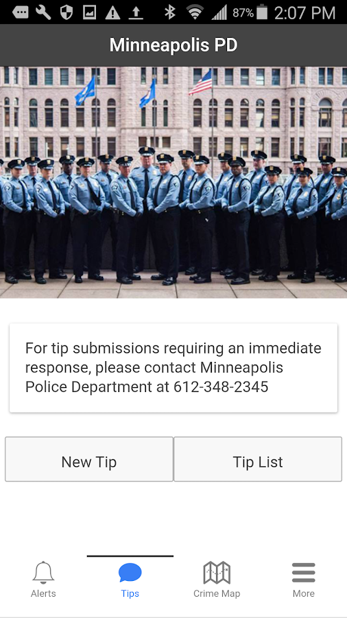 Minneapolis PD- screenshot