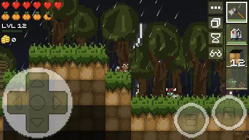 LostMiner: Block Building & Craft Game v1.4.2a screenshots 8