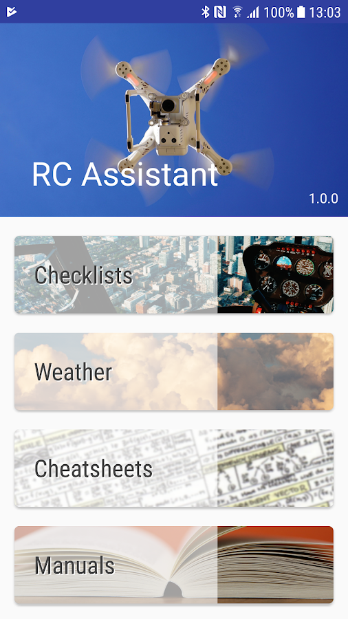 Rc Assistant- screenshot