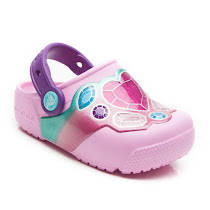 Crocs™ Jewel Heart Clog HEART LIGHTS