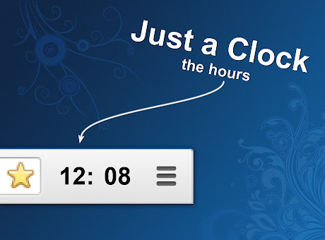 Just a Clock - the Hours