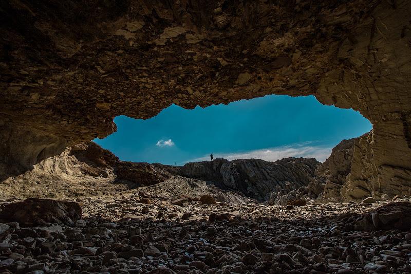 Grotta perciata di Giovanni Coste