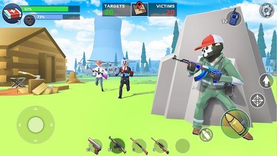 Battle Royale: FPS Shooter Mod 1.10.03 Apk [Unlimited Banknotes] 2