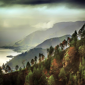 by Dewi Probyn - Landscapes Mountains & Hills