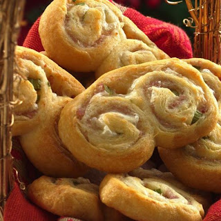Ham and Swiss Double Pinwheels