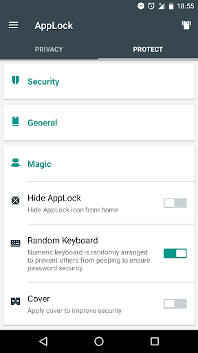 AppLock 2.6.8 screenshots 5