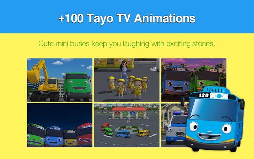 Tayo TV English Screenshot