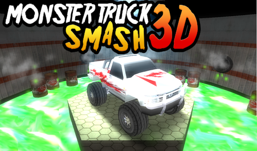 Monster Truck Smash 3D