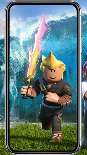 Wallpapers for Roblox player: Roblox 2 & 3 skins 5.0 6