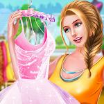 Royal Princess Dressup Doll Icon