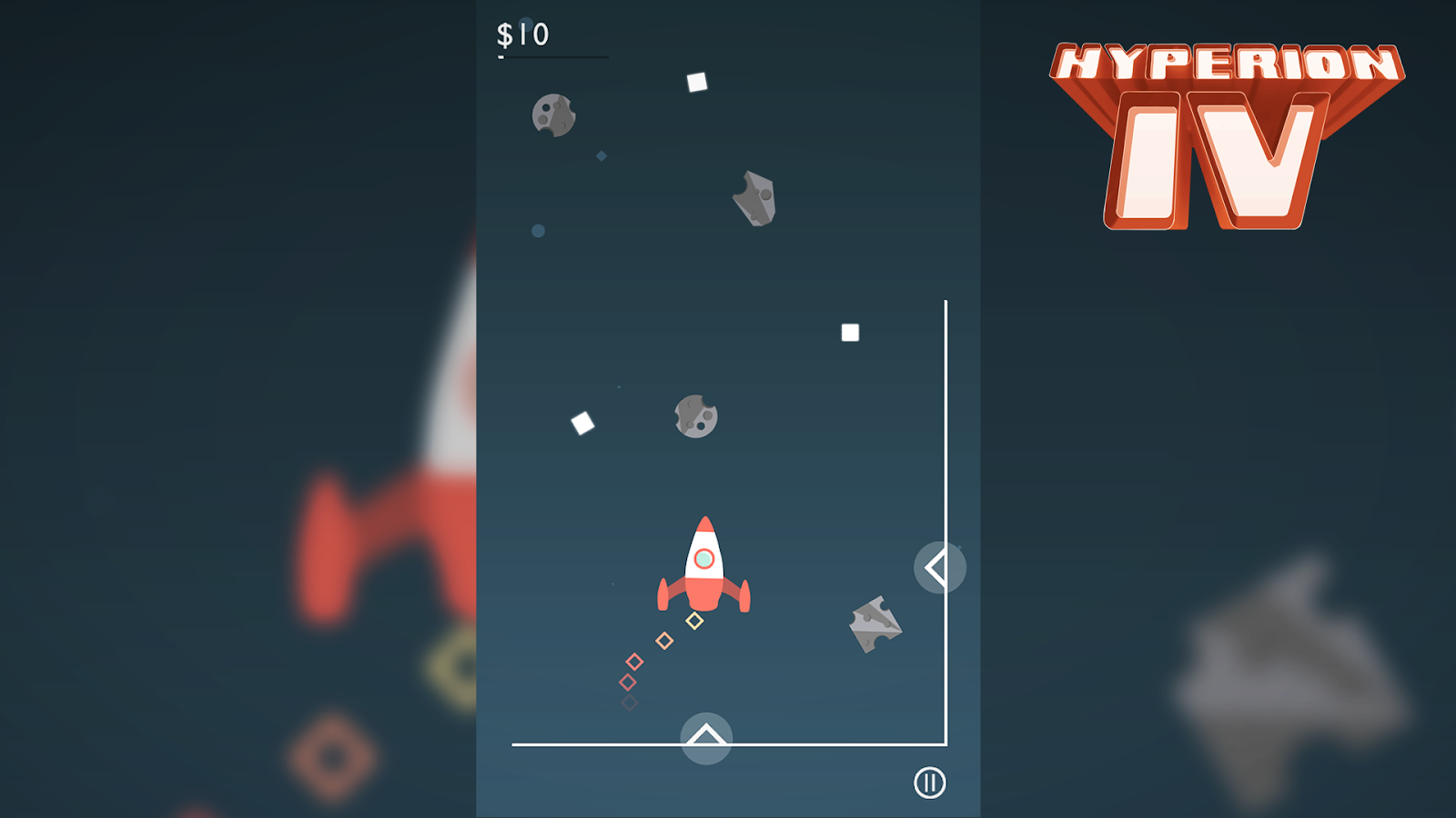 Hyperion IV- screenshot