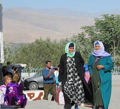 Photo: Day 166 - Ladies in the City of Pendzhikent