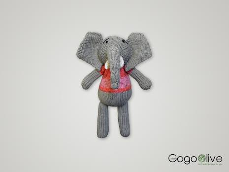 Gogo Olive - Elephant