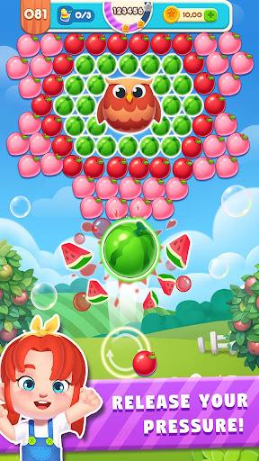 Bubble Blast: Fruit Splash painmod.com screenshots 4