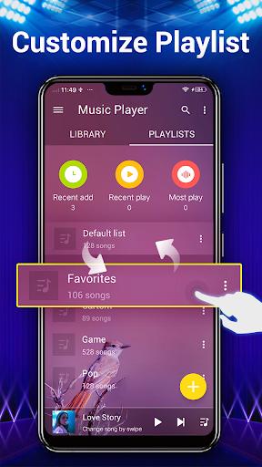 Music Player - Mp3 Player 3.2.0 screenshots 3