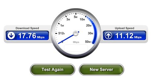 Speedtestインターネットメータープロ