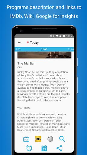 TV Guide UK free 1.10.17 screenshots 5