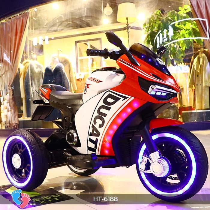 Xe mô tô điện thể thao Ducati HT-6188 9