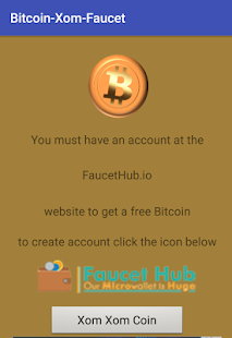 BTC FaucetHub - náhled