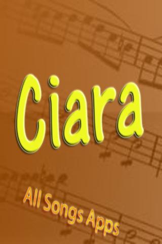 All Songs of Ciara