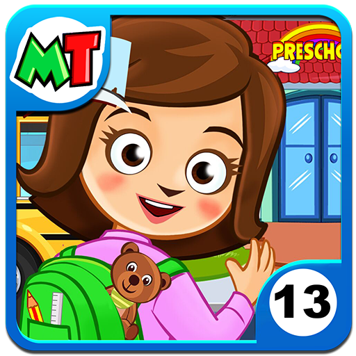 My Town : Preschool (game)