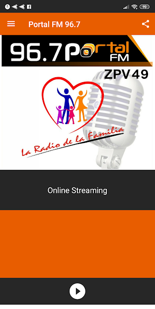 Radio Portal 96.7 FM Paraguay screenshot 2