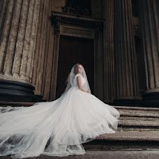 Wedding photographer Natalya Telnova (Natalykiss). Photo of 04.10.2017