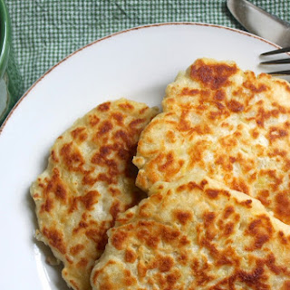 the Best Ever Potato Pancakes, with a Twist (Irish Potato Pancakes).