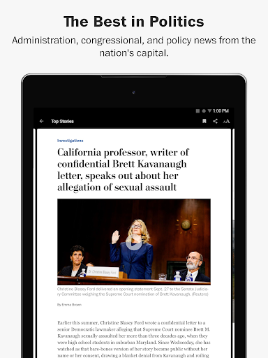 The Washington Post screenshot 12