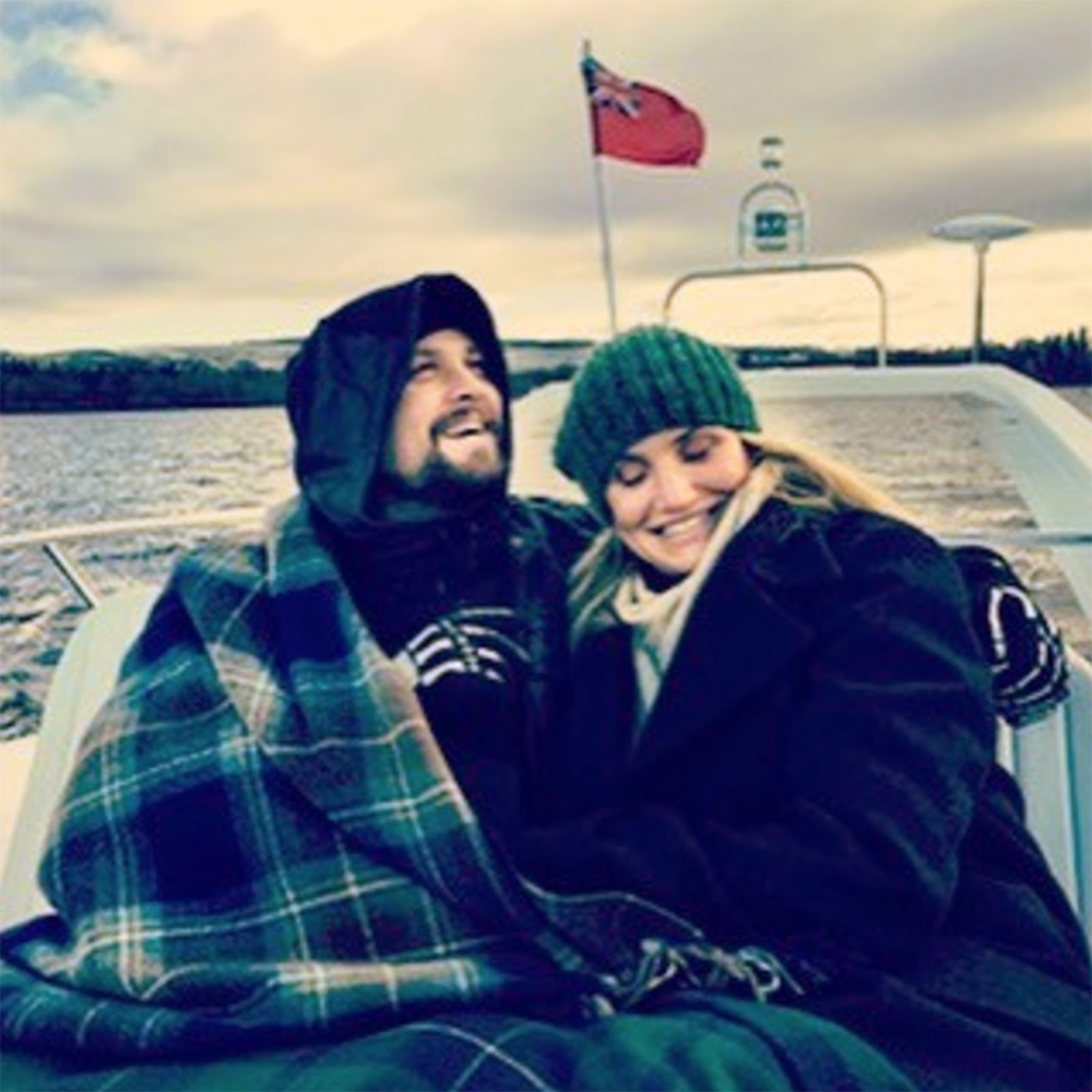 Image result for cameron diaz and benji madden
