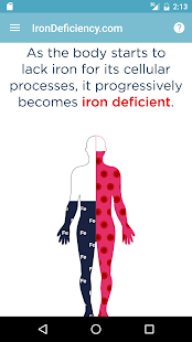 IronDeficiency Symptom Browser- screenshot thumbnail