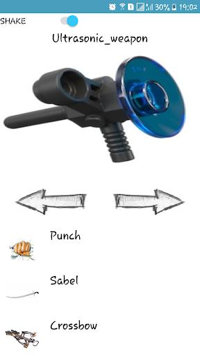 Generator shots weapons sound  screenshots 24
