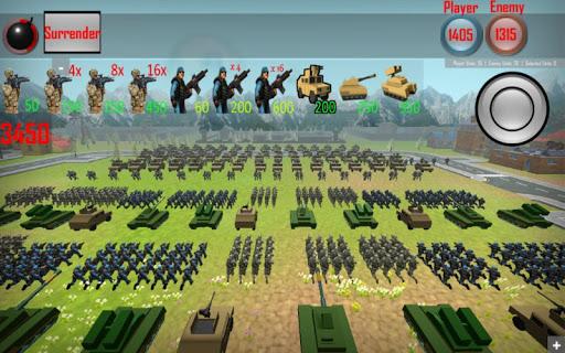 World War 3: Terror Battles RTS 1.1 screenshots 1