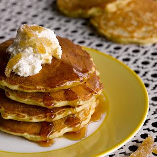 Lemon Ginger Oatcakes