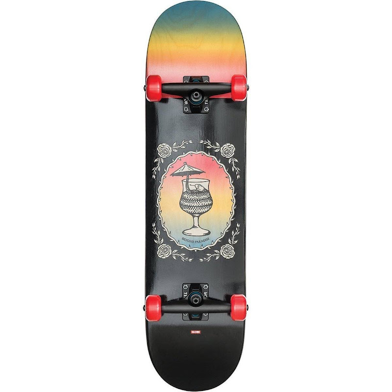 skateboard - Globe G2 From beyond snakey 8.25