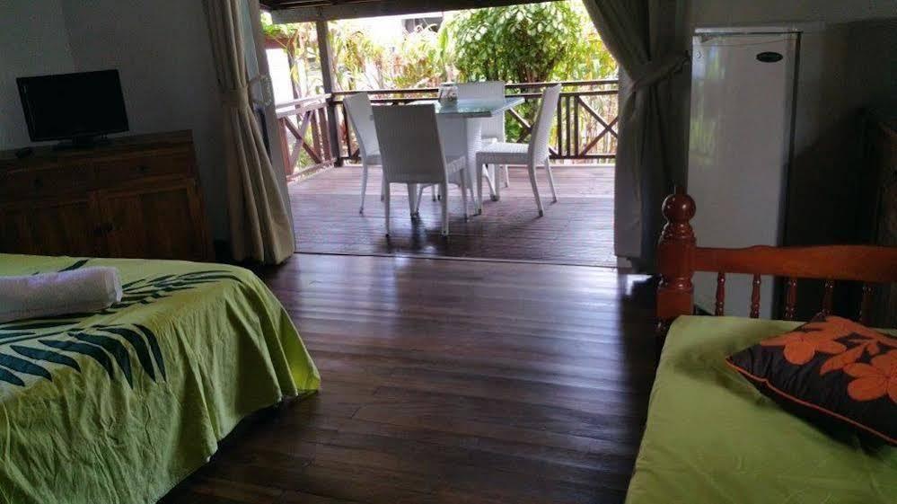 Hitimoana Villa Tahiti