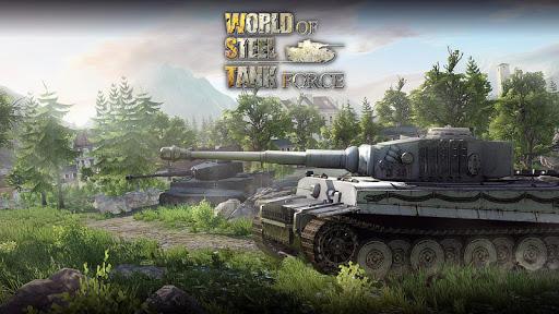 World Of Steel : Tank Force 1.0.7 screenshots 1