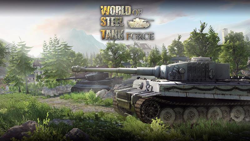 World Of Steel : Tank Force v1.0.5 (Mod Money)