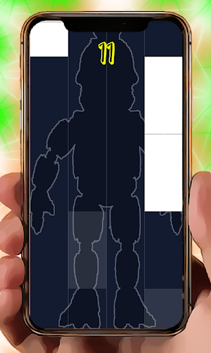 Piano Tiles - fnaf screenshot 4