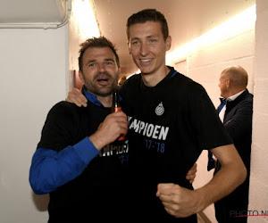 """Club-icoon Ceulemans over de contractverlenging van Brugse kampioenenmaker: """"Preud'homme wisselde Vanaken met Vazquez en Refaelov, Leko koos duidelijk vóór hem"""""""