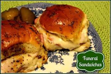Funeral Sandwiches