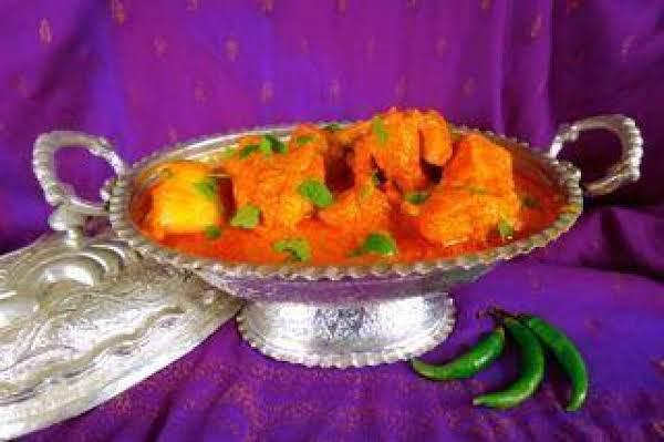 Delhi Style Chicken Curry In A Hurry Recipe
