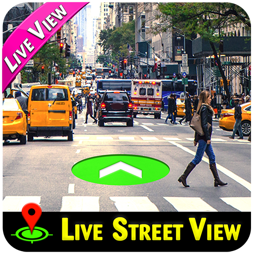 Street View Live 2018 - GPS Map, Navigation