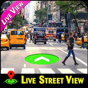 Street View Live 2018 - GPS Map, Navigation