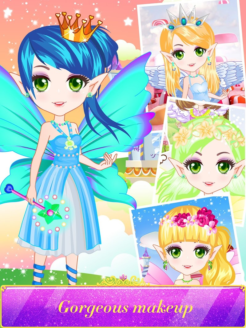 Скриншот Phantasy Kingdom - fun girls dress up game
