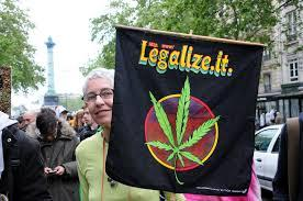 Why Is Cannabis Illegal In The UK? - LADbible