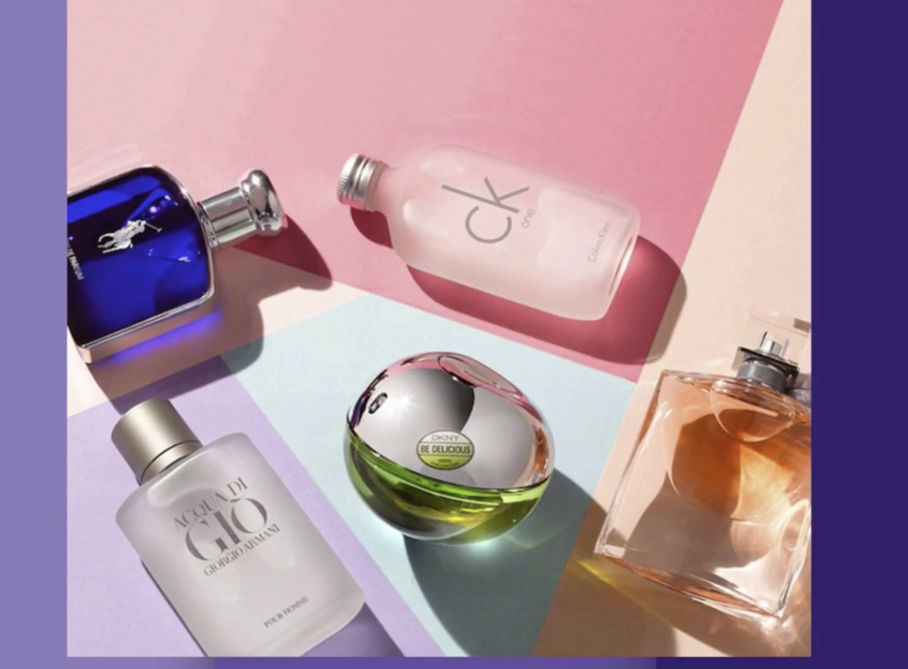 Perfume has been used as a test for base pricing among consumers.