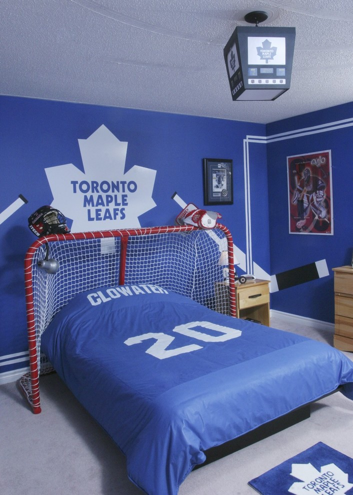 Sports Theme Wall Decor Ideas